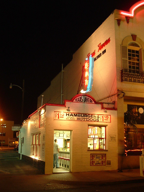 Texas Tavern - Restaurants - 114 Church Ave SW, Roanoke, VA, United States