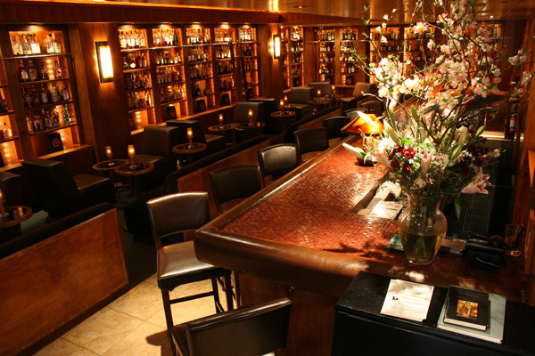 Brandy Library Lounge - Restaurants, Bars/Nightife - 25 North Moore Street, New York, NY, United States