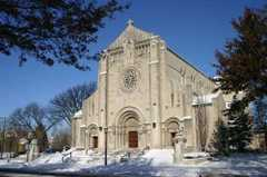 St Thomas More Catholic Church - Ceremony - 1079 Summit Ave, St Paul, MN, United States