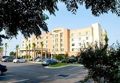 Marriott Residence Inn - Hotels/Accommodations - 601 E Chase St, Pensacola, FL, USA