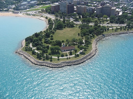 Promontory Point - Ceremony Sites, Reception Sites, Attractions/Entertainment, Ceremony & Reception - S Shore Dr, Chicago, IL, 60637, US