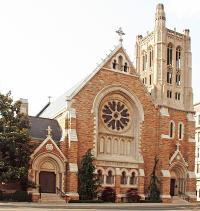 Christ Church Cathedral - Ceremony Sites - 900 Broadway, Nashville, TN, 37203