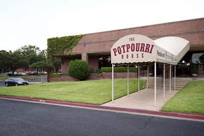 The Potpourri House - Reception Sites, Restaurants - 3320 Troup Hwy, Tyler, TX, 75701