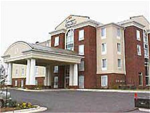 Holiday Inn Express Hotel &amp; Suites Starkville - Hotels/Accommodations - 110 Hwy 12 West, Starkville, MS, United States