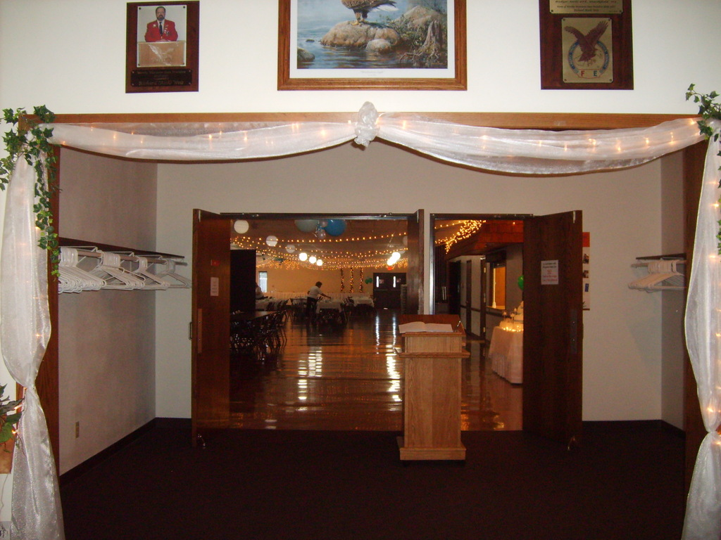 Eagle's Club - Reception Sites, Ceremony Sites - 1104 S Oak Ave, Marshfield, WI, 54449