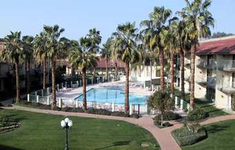 Doubletree Hotel Bakersfield - Hotels/Accommodations - 3100 Camino Del Rio Court, Bakersfield, CA, United States