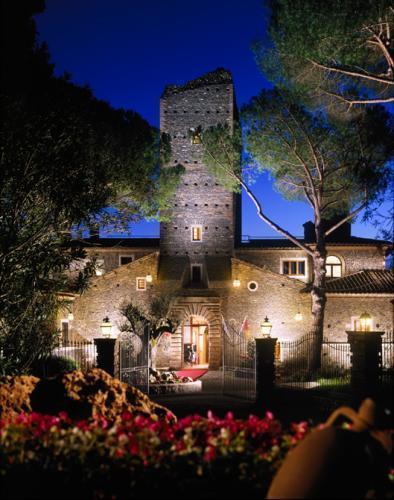 Reception - Castello Della Castelluccia - Reception Sites - Via Carlo Cavina Località La Castellucci, Roma, Italy