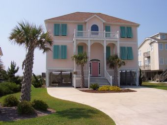 Surf Du Sloleil - Ceremony & Reception, Ceremony Sites - 7019 Ocean Dr, Emerald Isle, NC, 28594