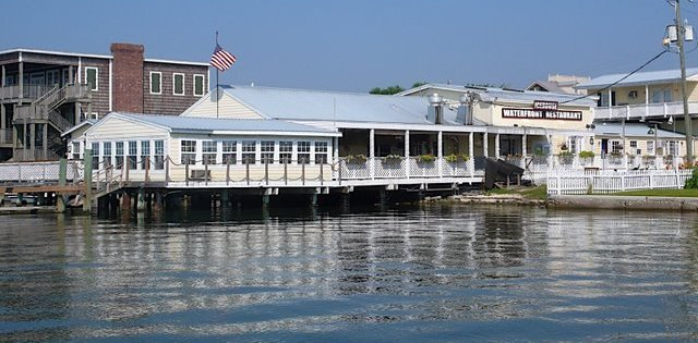 The Icehouse Waterfront - Restaurants - 103 Morse Road, Swansboro, NC, United States