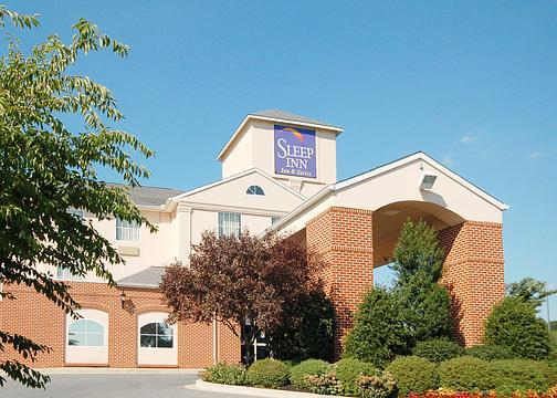 Sleep Inn - Hotel - Hotels/Accommodations - 501 Silo Hill Parkway, Emmitsburg, MD, 21727