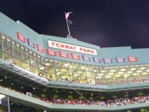 Boston Red Sox - Reception Sites, Attractions/Entertainment - 4 Yawkey Way, Boston, MA, United States