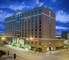 Doubletree Hotel - Reception Sites, Hotels/Accommodations, Ceremony Sites - 150 S Broadway, Rochester, MN, 55904