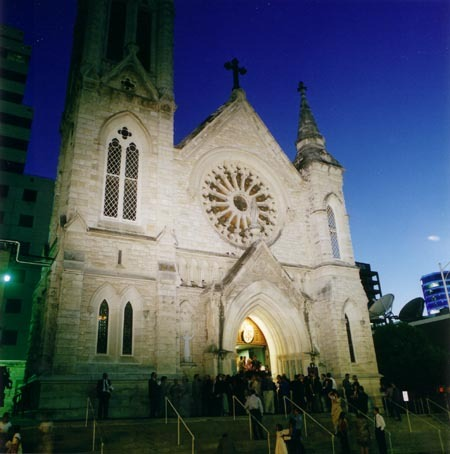 St Mary's Cathedral - Ceremony Sites, Attractions/Entertainment - 203 E 10th St, Austin, TX, 78701