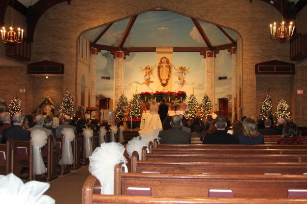 Sacred Heart Church - Ceremony Sites - 200 W Main St, Broussard, LA, 70518