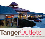 Tanger Outlet Center - Attractions/Entertainment - 7100 S Croatan Hwy, Nags Head, NC, United States