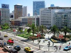 Union Square - Shopping - 870 Market St, San Francisco, CA, United States