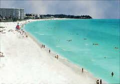 Siesta Key Beach - Attraction - 948 Beach Rd, Sarasota, FL, 34242, US