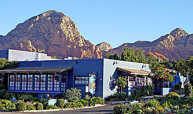 Heartline Cafe - Restaurants, Caterers, Reception Sites - 1610 W. SR 89A, Sedona, AZ, United States