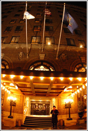 Historic Hotel Bethlehem - Ceremony Sites, Reception Sites, Hotels/Accommodations, Restaurants - 437 Main Street, Bethlehem, PA, 18018