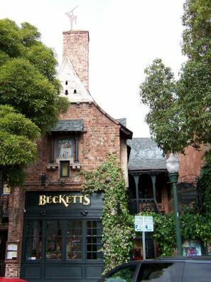 Beckett's Irish Pub &amp; Restaurant - Bars/Nightife, Reception Sites - 2271 Shattuck Avenue, Berkeley, CA, United States