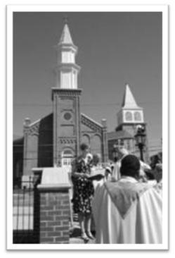 St Peter Roman Catholic Church - Ceremony Sites - Church St 9201 Church St # A, Libertytown, MD 21762, United States