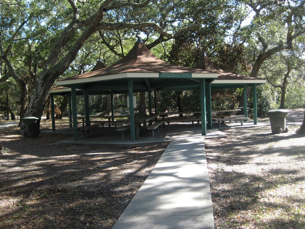 South Dunes Picnic Area - Reception Sites -