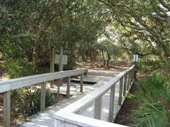 South Dunes Picnic Area - Ceremony -