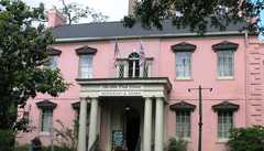 The Olde Pink House Restaurant  - Restaurant - 124 Abercorn St, Savannah, GA, United States