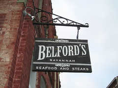 Belford's Savannah Seafood & Steaks - Restaurant - 315 West St. Julian Street, Chatham County, GA, 31401, US