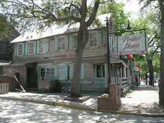 The Pirates' House Restaurant - Restaurant - 20 East Broad Street, Savannah, GA, United States