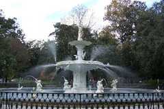 Forsyth Park - Attraction - 501 Whitaker St, Savannah, GA, United States