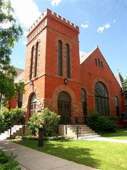 First Presbyterian Church - Ceremony Sites - 1820 15th St, Boulder, CO, 80302