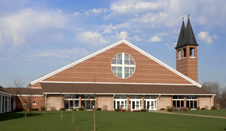Sts. Francis And Clare Church - Ceremony Sites - 5901 W Olive Branch Rd, Greenwood, IN, 46143