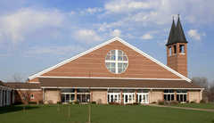 Sts. Francis and Clare Church - Ceremony - 5901 W Olive Branch Rd, Greenwood, IN, 46143