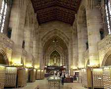 Sterling Memorial Library - Attraction - 100 Wall Street, New Haven, CT, United States