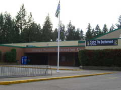George Preston Recreation Centre - Reception - 20699 42 Avenue, Langley, BC, Canada