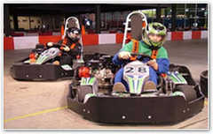 Andretti Indoor Karting/Games - Attraction - 11000 Alpharetta Highway, Roswell, GA, United States