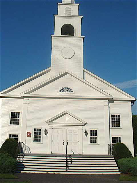 South Shore Baptist Church - Ceremony Sites - 578 Main St, Hingham, MA, 02043