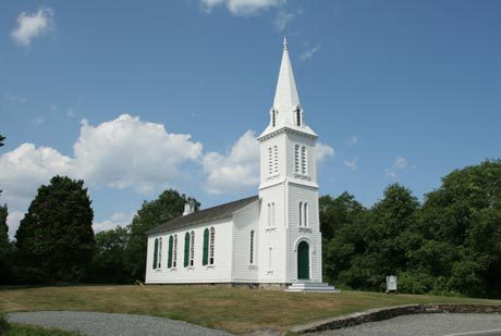 South Ferry Church - Ceremony Sites - 170 S Ferry Rd, Saunderstown, RI, 02874