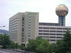Holiday Inn Downtown @ Conv Center Hotel - Hotel - 525 Henley Street, Knoxville, TN, United States