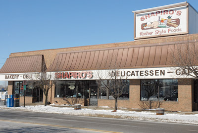 Shapiros Delicatessen Cafeteria - Restaurants - 808 South Meridian Street, Indianapolis, IN, United States