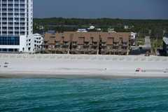 Karen & Wayne's condo  - Hotel - 507 W Beach Blvd, #112, Gulf Shores, AL, 36542