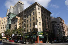 SF Downtown Hostel (Hostelling International) - Hotel - 312 Mason Street, San Francisco, CA, United States