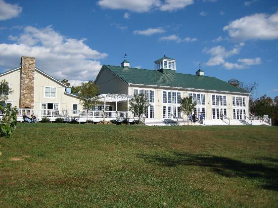 Veritas Winery &amp; Vineyard - Reception Sites, Ceremony Sites - Afton, VA