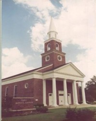 First Baptist Church - Ceremony Sites - 1105 Main St, Perry, GA, United States