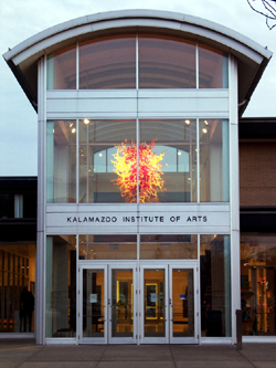Kalamazoo Institute Of Arts - Attractions/Entertainment - 314 S Park St, Kalamazoo, MI, 49007