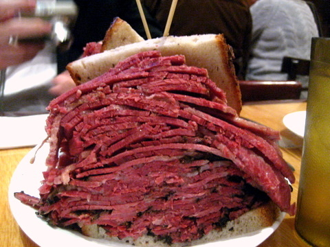 Carnegie Deli - Restaurants - 854 7th Avenue, New York, NY, United States