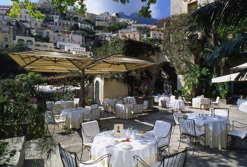 Cocktail Hour @ Hotel Palazzo Murat - Reception Sites - Via dei Mulini, 23, Positano, Campania, 84017, Italy