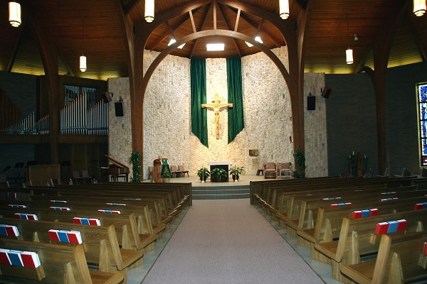 St. Thomas Aquinas Catholic Church - Ceremony Sites - 2541 Earl Rudder Fwy S, College Station, TX, 77845