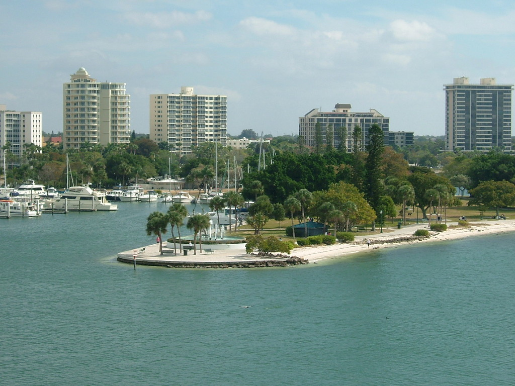 Sarasota Bayfront Park - Attractions/Entertainment, Ceremony Sites, Parks/Recreation, Restaurants - 2 Marina Plaza, Sarasota, FL, United States